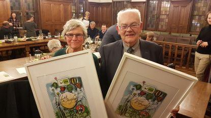 Hulde op einde politieke carrière: eretitels voor Freddy Depuydt (sp.a) en Lut De Jaeger (Groen)
