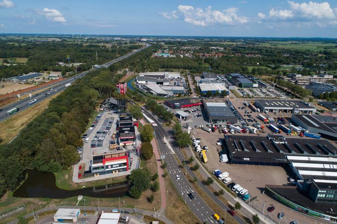 De ontwikkelaar van het foodcourt tussen A28 en Oude Meppelerweg denkt dat het nog steeds gaat om openingsdrukte en dat de verkeersstromen nog 'normaliseren'.