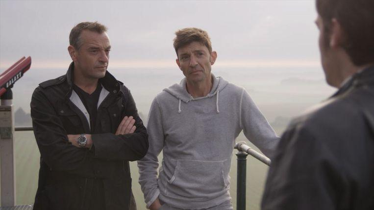 """Tom Waes en Koen Wauters zijn de beste vrienden sinds hun programma 'Wauters vs. Waes'. """"Ik kijk er met een 'smile' op terug."""""""