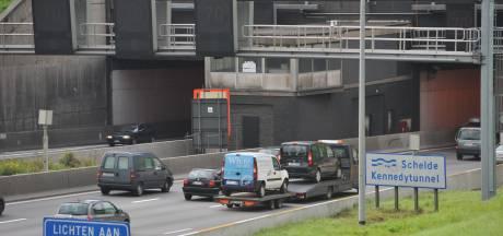 Kennedytunnel krijgt grondige opknapbeurt najaar 2021: nieuwe ledverlichting en gebonden asbest wordt verwijderd