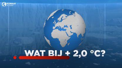 Opwarming aarde met 1,5 of 2 graden: dit zijn de gevolgen