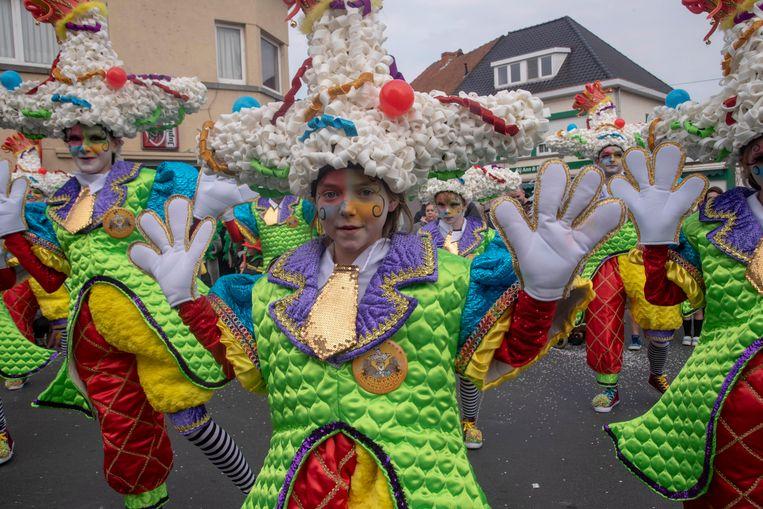 Carnaval Merelbeke.