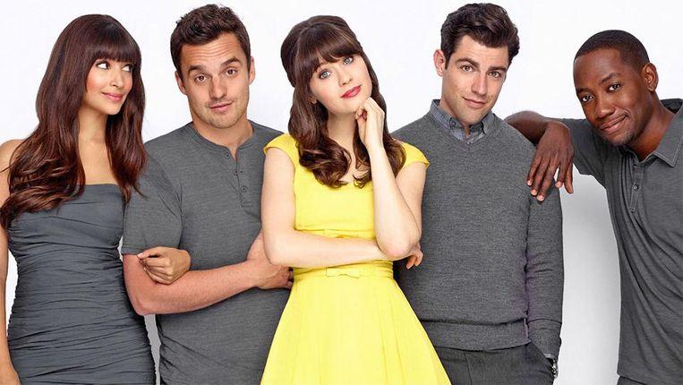 De cast van 'New Girl'