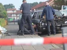Slachtoffer uitgebrande campers in Geldrop weer gedupeerd, auto gaat in vlammen op