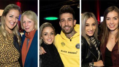 Supporteren for the stars: zij komen hun dansers steunen!