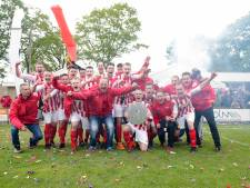 Kampioen Riethoven sluit seizoen winnend af