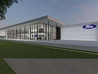 Ford-verdeler Marc Vansteenland investeert in nieuwe garage in Veurne