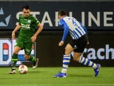 FC Eindhoven sleept er een punt uit tegen hoogvlieger De Graafschap