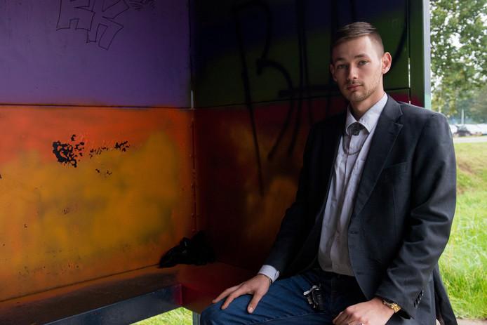 Vincent Oosterveen pleit al jaren voor een legale coffeeshop in Dalfsen.