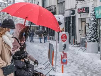 Weinig hinder door sneeuw, vooral veel pret