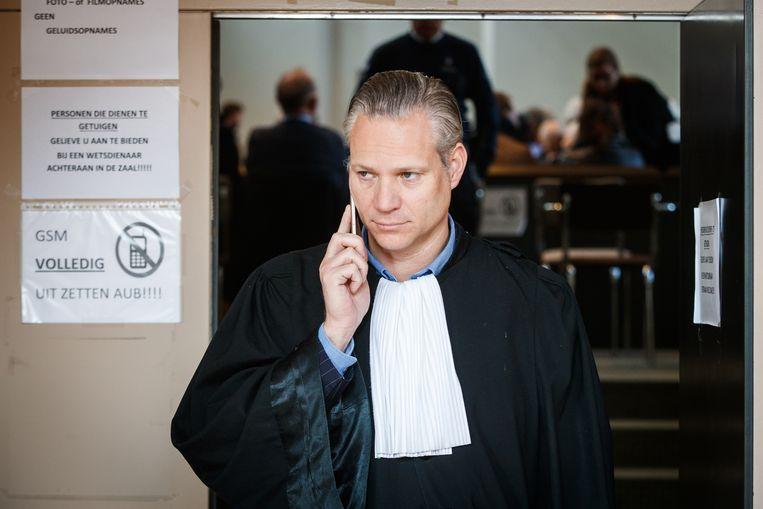 Advocaat Walter Damen.