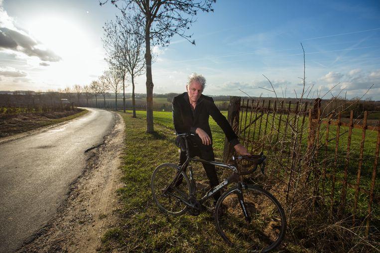 Rick De Leeuw over zijn favoriete plekjes in Haspengouw. Klimmetje van Jesseren naar Zammelen