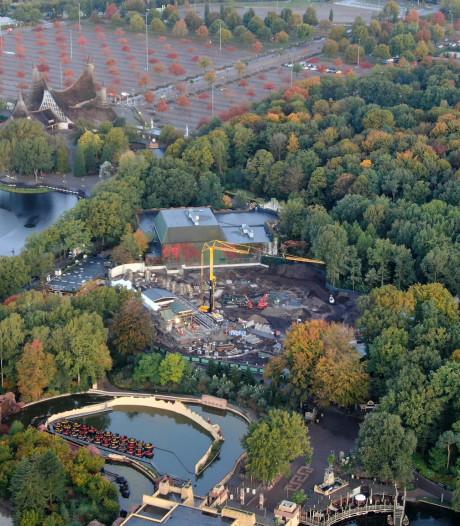 Efteling bouwt aan nieuwe familie-achtbaan Max & Moritz op plek gesloopte Bob