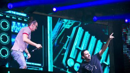"Dimitri Vegas & Like Mike sluiten dancefestival in Disneyland af: ""Eén van de uniekste plekken"""