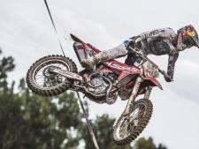 Coldenhoff afgevoerd tijdens training MXGP van Vlaanderen