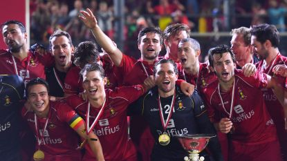 Belgische hockeybond rondt kaap van 50.000 leden, meer dan het dubbele van in 2009