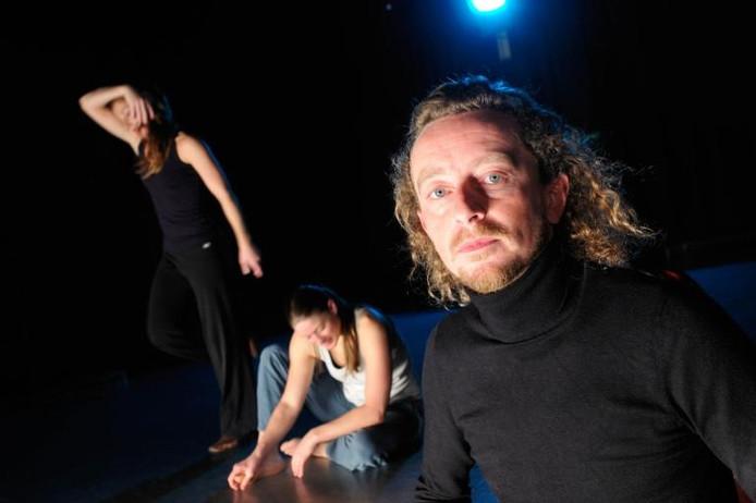 Choreograaf Jens van Daele