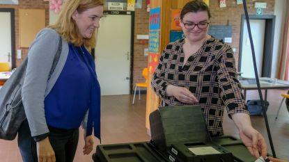 VIDEO. Elke Van den Brandt (Groen): eerst stemmen en dan - zoals het een groene betaamt - een wandeling in Laarbeekbos