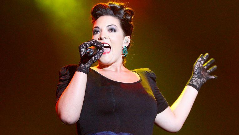 Caro heeft zin in haar optreden in Monaco. Beeld ap