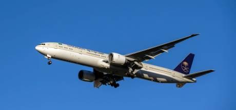 Moeder vergeet baby op luchthaven, vliegtuig moet omkeren