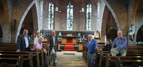 Actie voor herstel kerk Haalderen