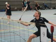 Badmintonners IJsselstad onderuit tegen concurrent