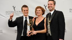 """3de Emmy voor Tim Van Aelst met 'Hoe Zal Ik Het Zeggen?': """"Ons geheim? Discipline, dedication & friendship"""""""