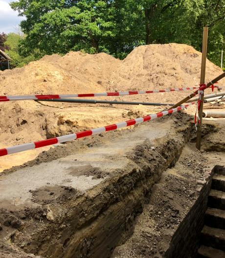 Kamp Amersfoort ontdekt resten uit oorlogstijd