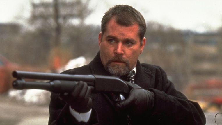 Ray Liota als politieman Henry Oak in Narc van Joe Carnahan. Beeld