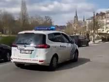 """""""Reste à la maison"""": une parodie de Claude François inspire la police bruxelloise"""