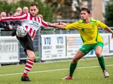 BLC verprutst kans op eerste periodetitel, doelman Remon van Rijswijk kopt SV Capelle naar gelijkspel