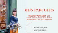 Het hobbelige pad naar succes van Paulien Verhaest, oprichtster van het eerlijke bloemenatelier Blommm