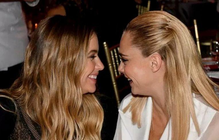 Cara en Ashley maakten hun relatie openbaar.