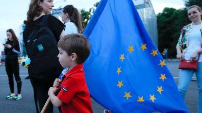 EU-leiders maken in Brussel balans verkiezingen op