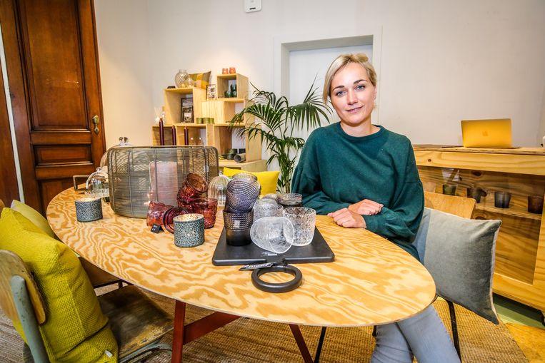 Brugge pop up meli et melo: Astrid Van Pamele