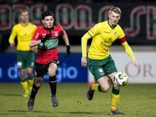 Kadioglu tevreden en teleurgesteld na gelijkspel NEC in topper