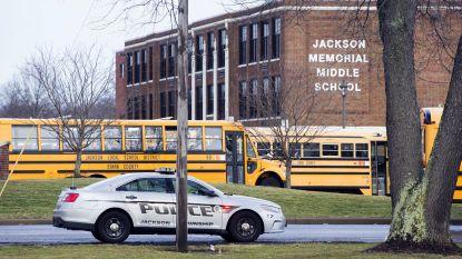 Tiener schiet zichzelf dood op school in Ohio