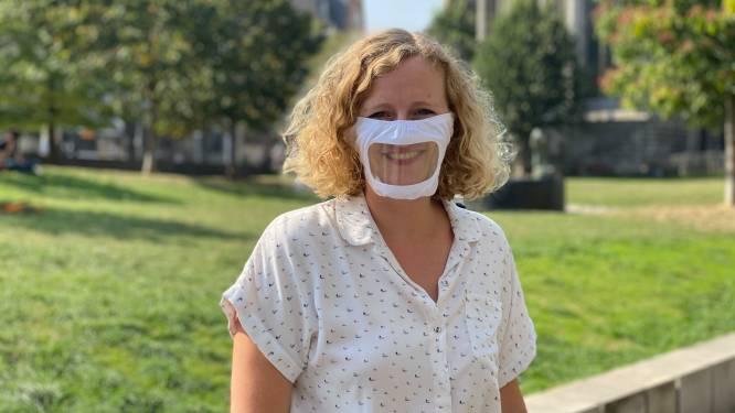 Mondmaskers met venster zijn succes: Stad Gent bestelt 4.000 extra exemplaren
