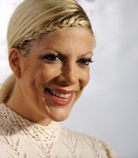 Tori Spelling: ik was erg onzeker tijdens Beverly Hills 90210