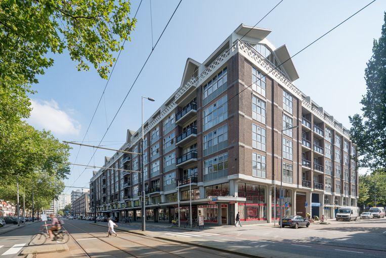 Industriegebouw Goudsesingel, Rotterdam Beeld  Ossip van Duivenbode