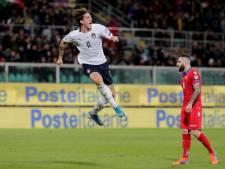 Net geen dubbele cijfers voor 'perfect' Italië, uitgeschakelde Van 't Schip wint met Grieken