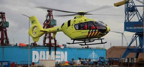 Twee gewonden bij bedrijfsongeval Ritthem