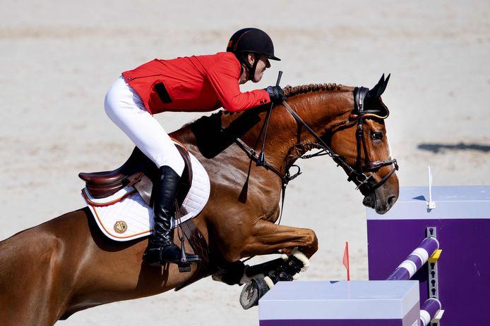 Jos Verlooy behaalde op de Europese kampioenschappen Jumping in Rotterdam zowel indivudueel als in teamverband medailles