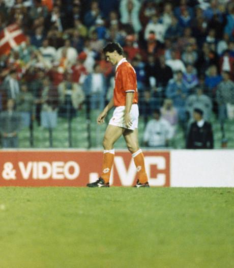 Gemiste strafschop Van Basten op EK'92: 'Heel erg bedankt Marco'