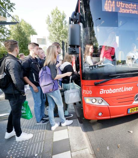 Klachten over overvolle Brabantliner: 'Logisch dat reizigers balen'