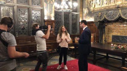 Make Belgium Great Again strijkt neer in Kortrijk: Frances Lefebure roept vanuit Kortrijk op om je als orgaandonor te laten registreren