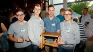 Gitok presteert sterk in Vlaamse Houtproef