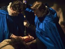 Ares, eerste Nederlandse serie geproduceerd door Netflix, deels opgenomen in Den Haag