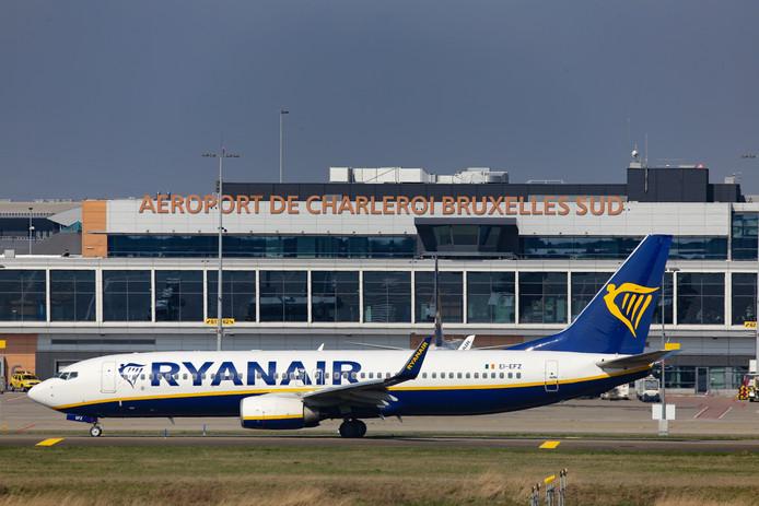 Aéroport de Charleroi (BSCA, archives)