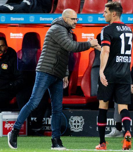 Bosz verliest met tien man in Tsjechië, Arsenal wint eenvoudig van Dundalk